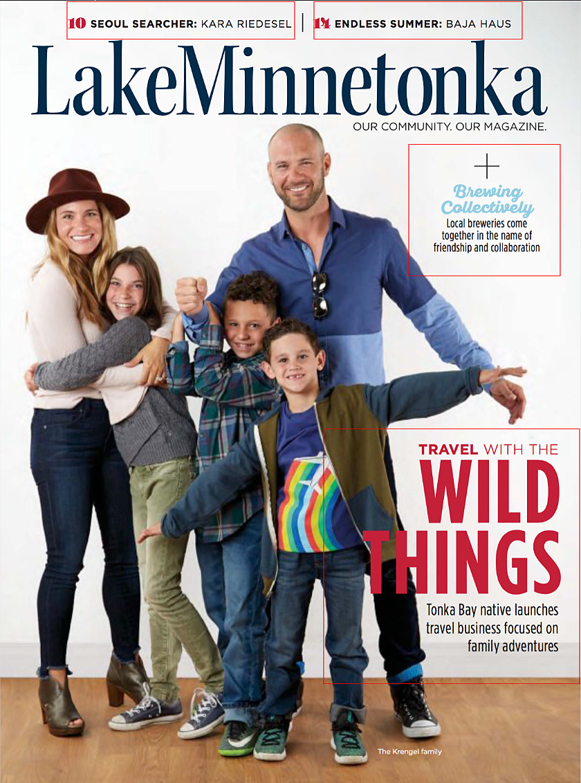 lake minnetonka magazine cover october 2017