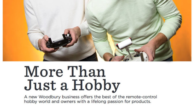 More Than Just A Hobby