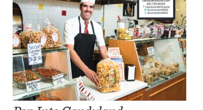 Pop Into Candyland